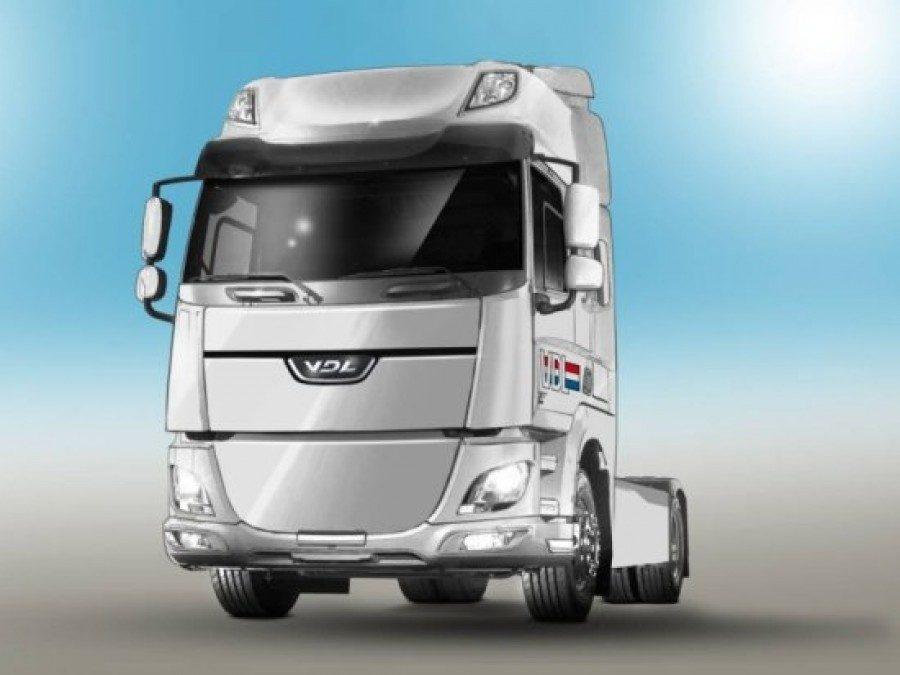 Nederlandse elektrische truck in aantocht!
